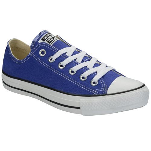 Boty Converse Womens CT All Star Ox Trainers Purple