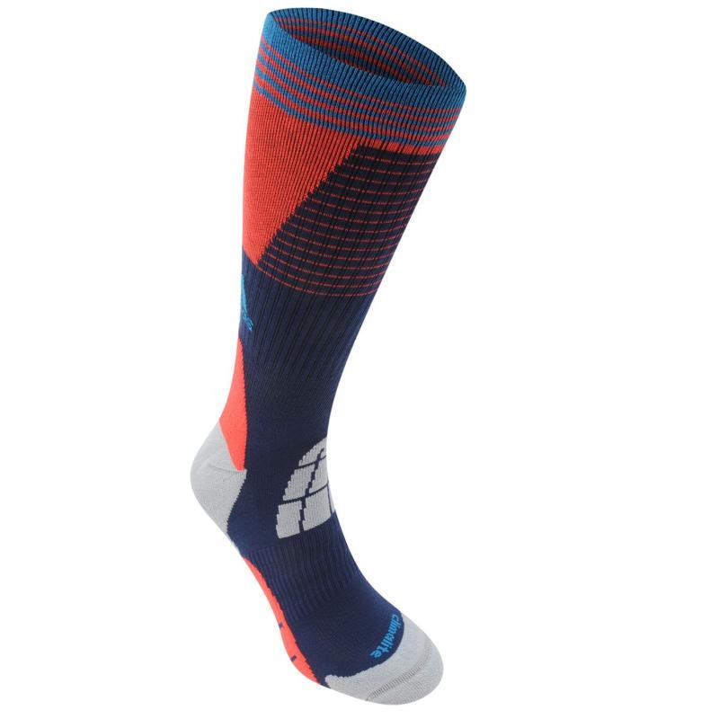 Ponožky adidas X Silo Football Sock Night Sky/Red