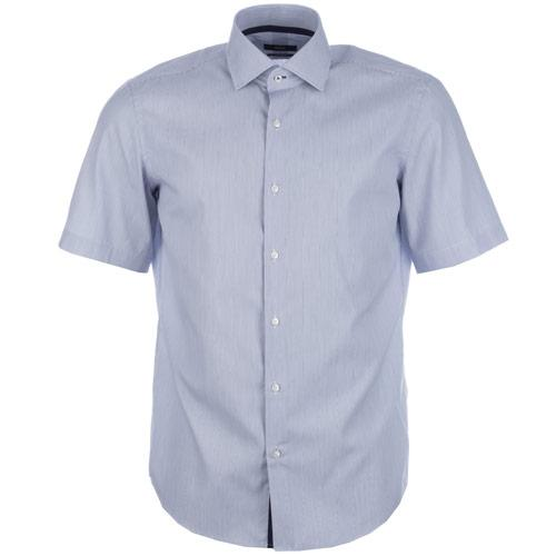 Košile Hugo Boss Mens Greg Shirt Navy