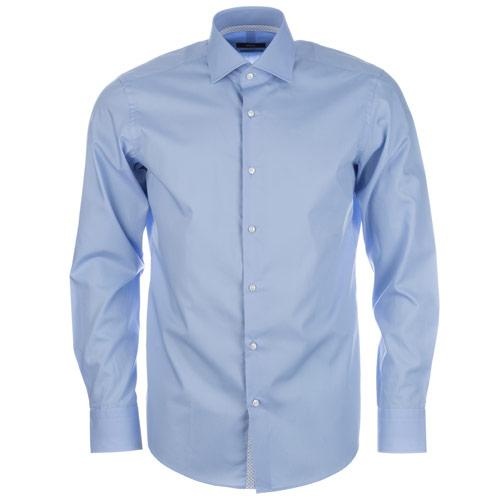 Košile Hugo Boss Mens Gregory Shirt Blue