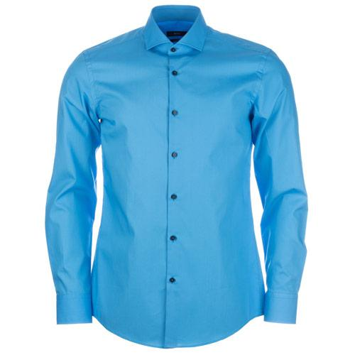 Košile Hugo Boss Mens Jaser Shirt sky
