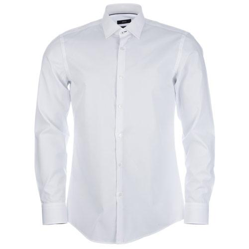 Košile Hugo Boss Mens Joey Shirt White