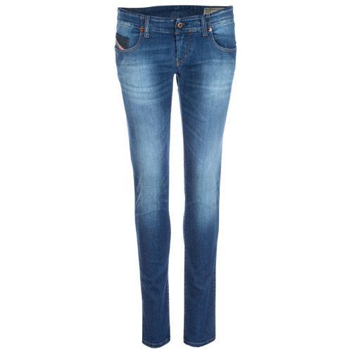 Diesel Womens Gruppee Jeans Denim