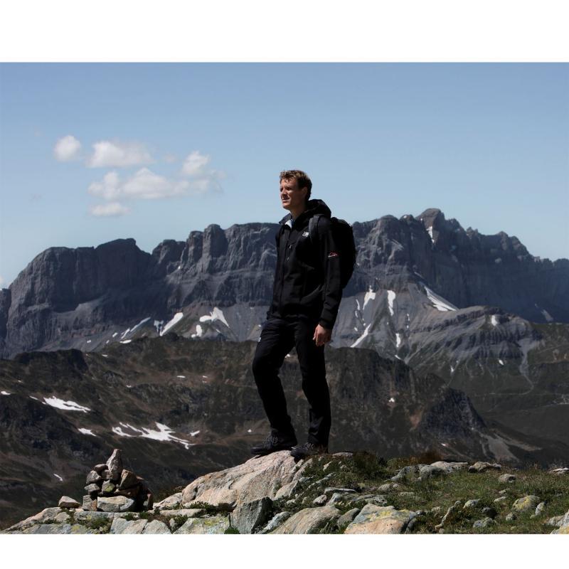 Boty Karrimor Ridge Mens Walking Shoes Charcoal, Velikost: 12 (M)