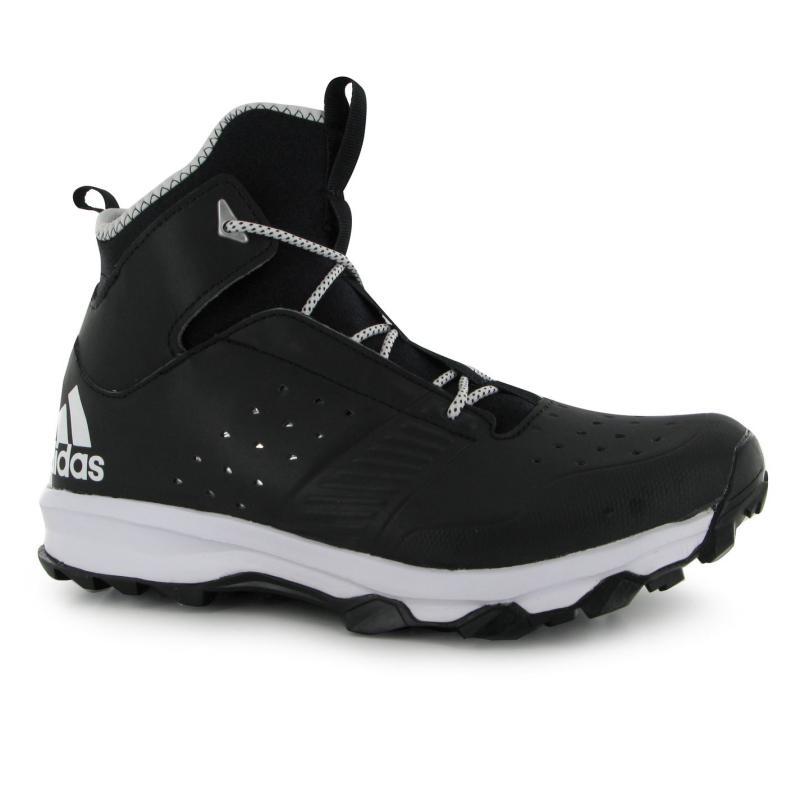 adidas Alumito Mid Childrens Trainers Black, Velikost: C10 (euro 28)