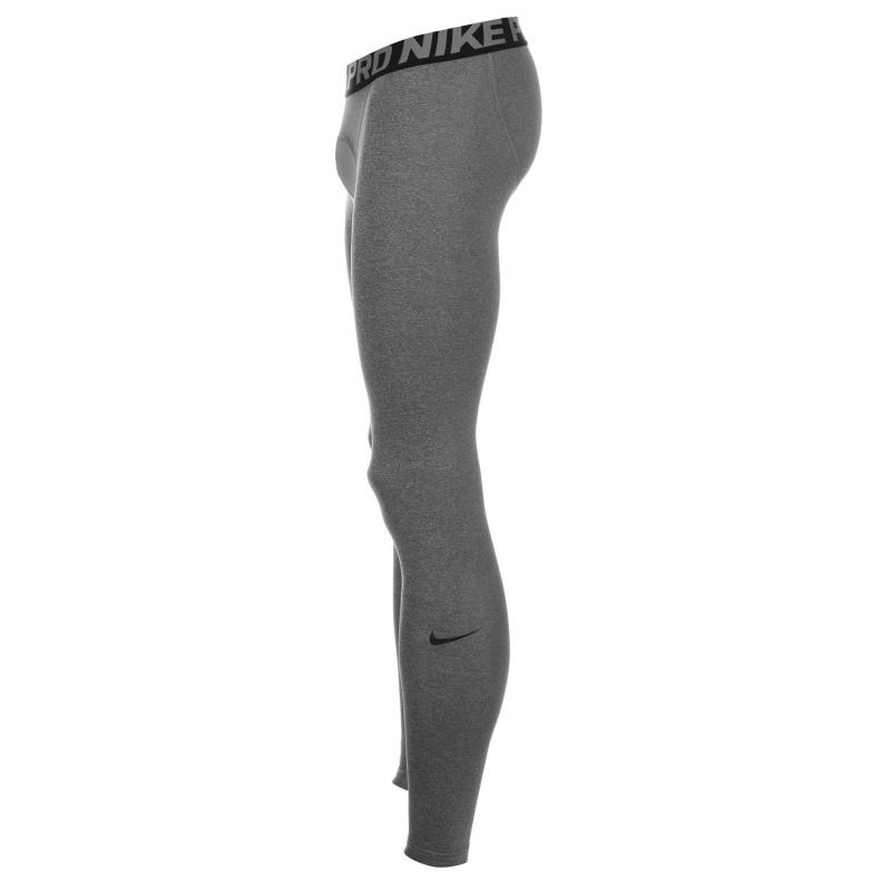 Nike Pro Core Tight Mens Grey
