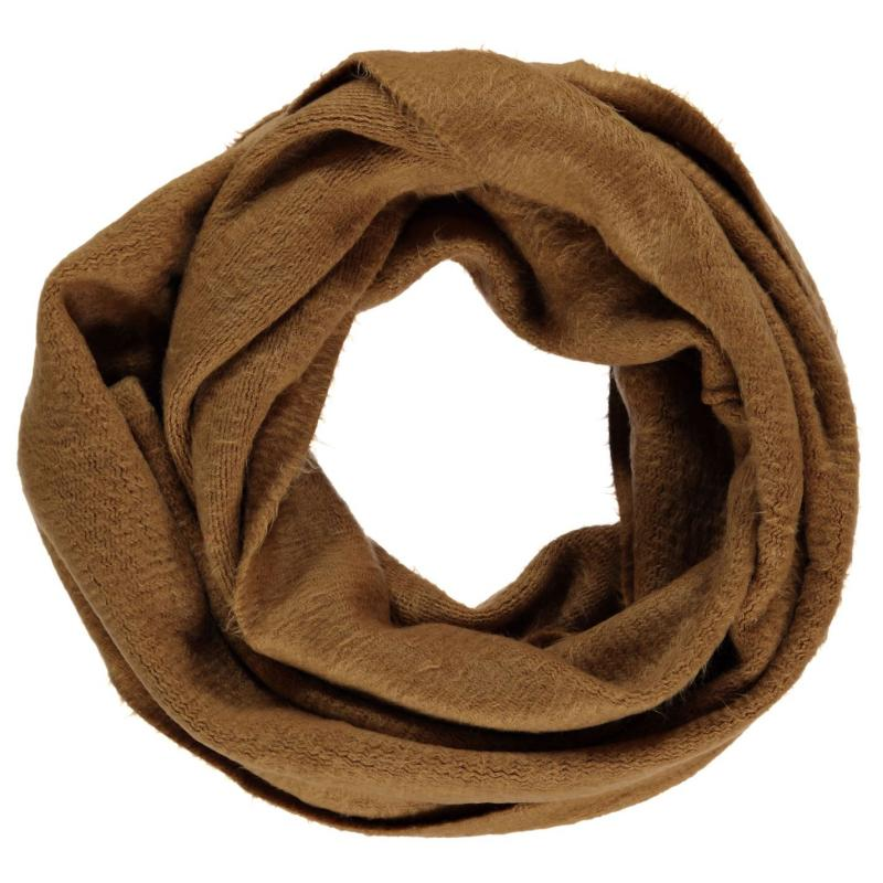 Vero Moda Tube Scarf Womens Tobacco Brown
