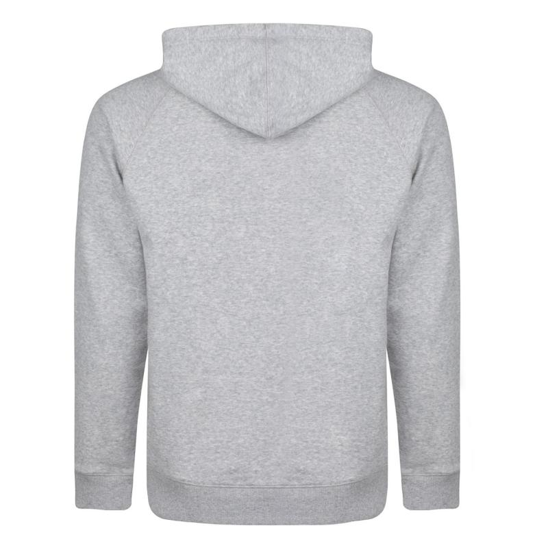 Mikina ONeill Over The Head Logo Mens Hoody Grey, Velikost: S