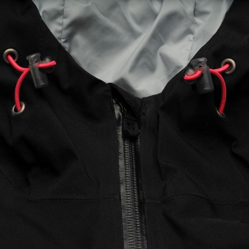 Bunda Salomon LACote Insulated Jacket Ladies Black, Velikost: 12 (M)