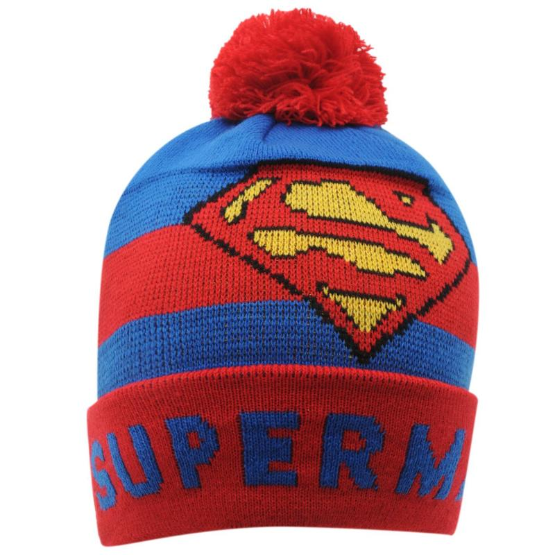 Character Hero Hat Mens Superman