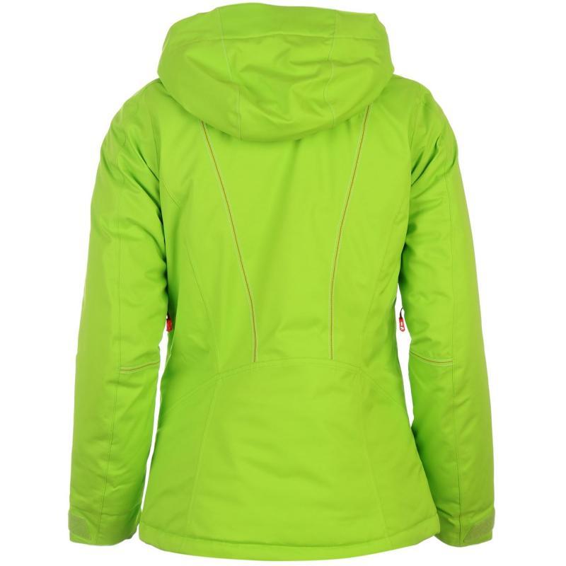 Bunda Salomon Enduro Jacket Ladies Green, Velikost: 12 (M)