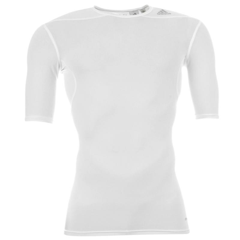 Tričko adidas Base Layer Junior White