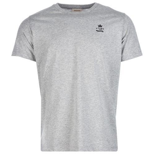 Tričko Diesel Mens T-Cord T-Shirt Grey