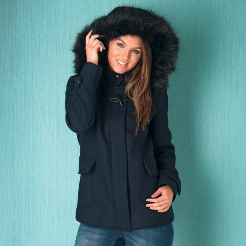 Bunda Vero Moda Womens Camille Jacket Navy