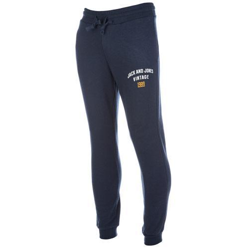 Tepláky Jack Jones Mens Nathe Track Pants Navy, Velikost: L