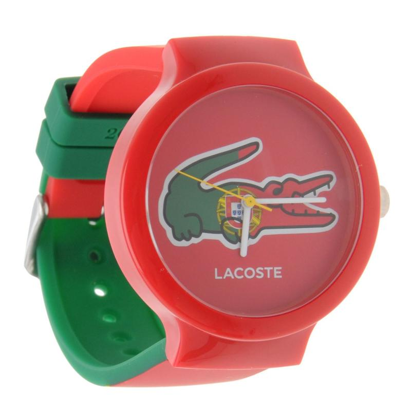 Lacoste Goa Watch Red/Yellow, Velikost: ostatní