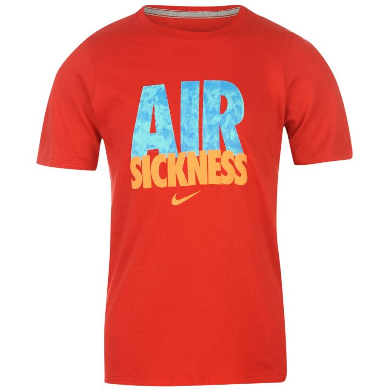 Tričko Nike Air Sickness Junior T Shirt Purple