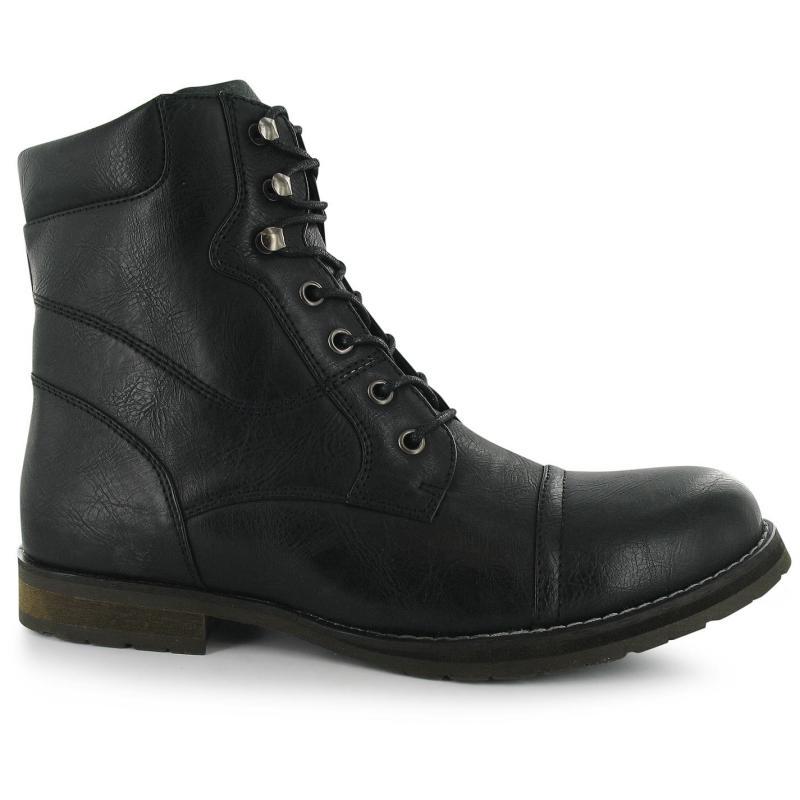 Boty Lee Cooper Hasting Mens Boots Black