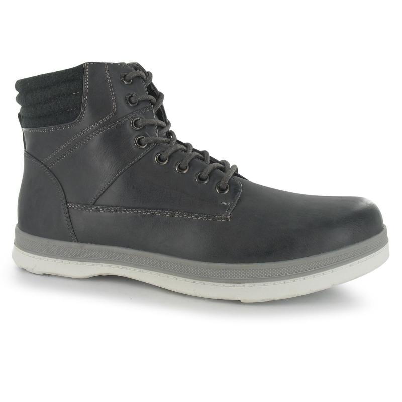 Boty Lee Cooper Kyle Mens Boots Grey