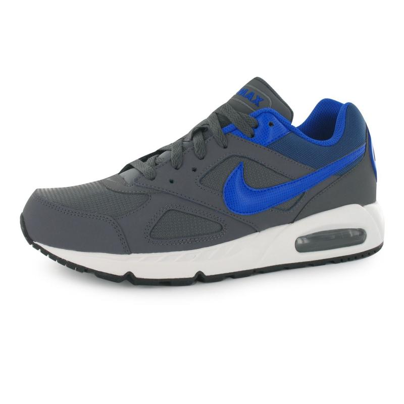 Boty Nike Air Max Ivo Mens Trainers DkGrey/Blue