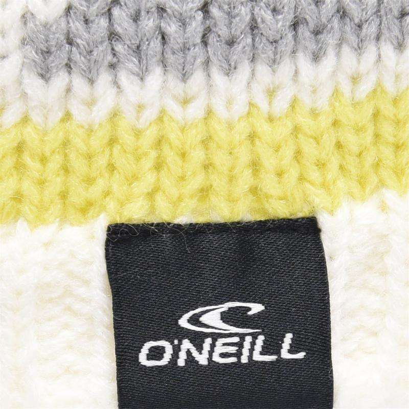 ONeill Truro Ladies Beanie Hat White