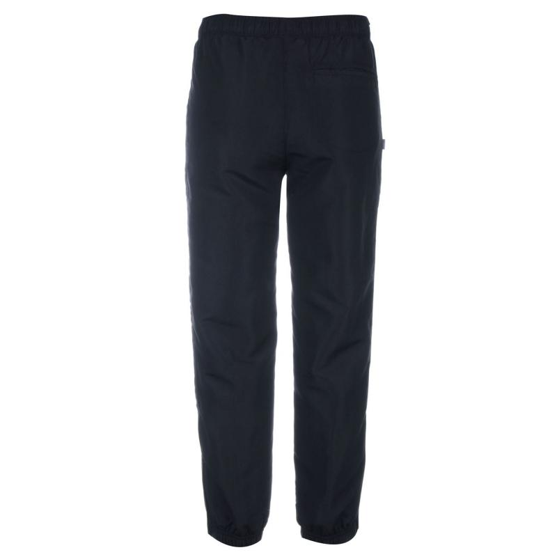 LA Gear Closed Hem Woven Pants Girls Navy