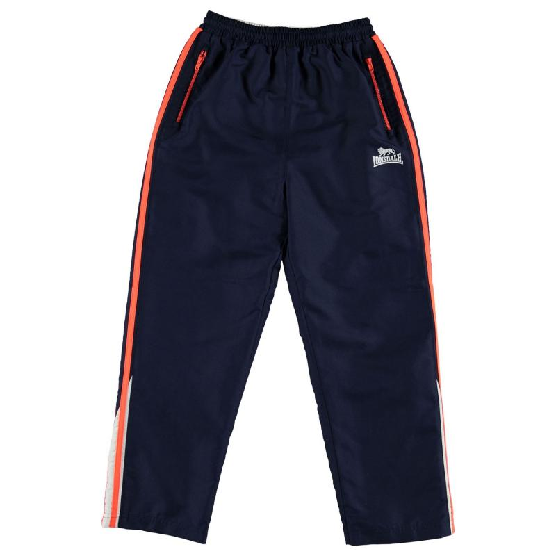 Tepláky Lonsdale 2 Stripe Open Hem Woven Pants Junior Boys...
