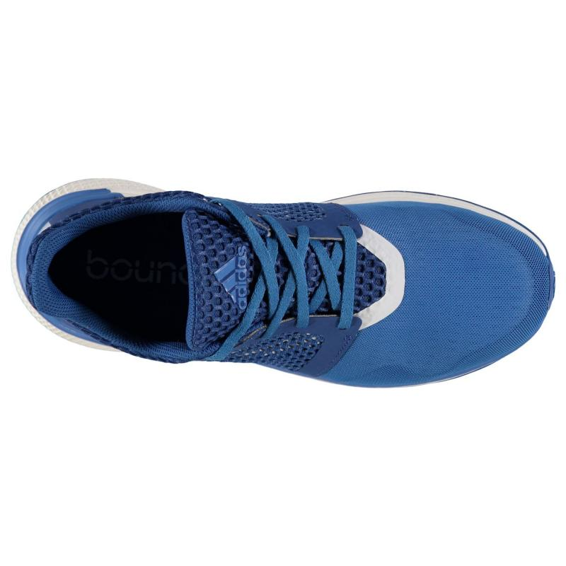 Boty adidas Energy Bounce Mens Trainers Blue/White