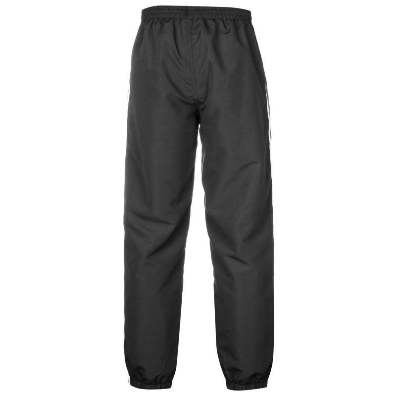 Tepláky Donnay Closed Hem Woven Pants Mens Black
