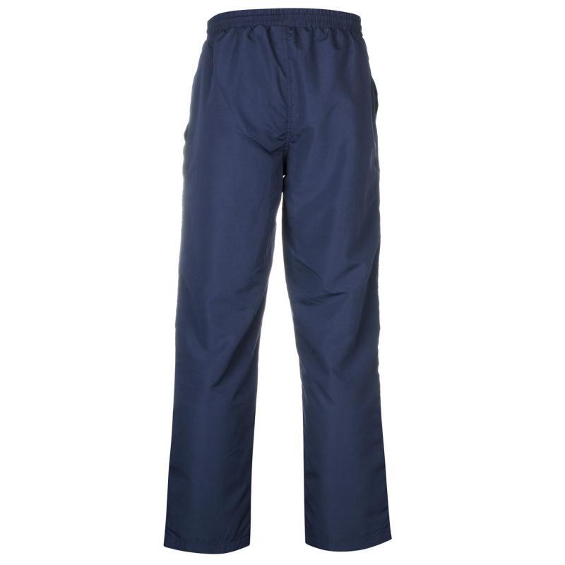 Tepláky Donnay Open Hem Woven Pants Mens Navy