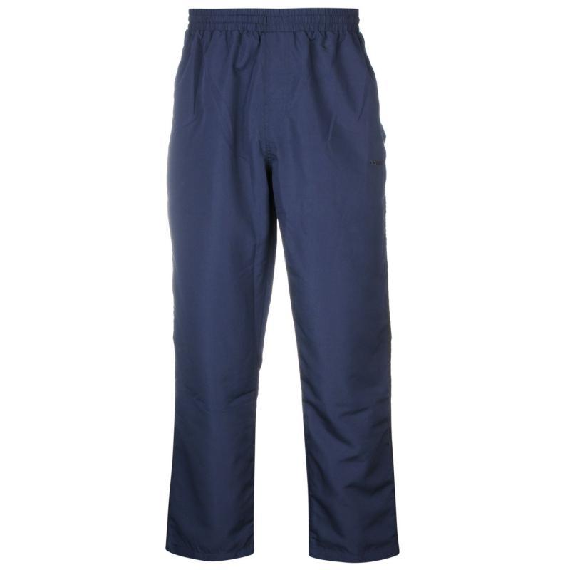 Tepláky Donnay Open Hem Woven Pants Mens Navy, Velikost: S