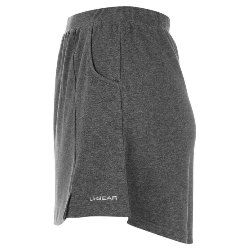 Sukně LA Gear Interlock Skirt Womens Charcoal Marl