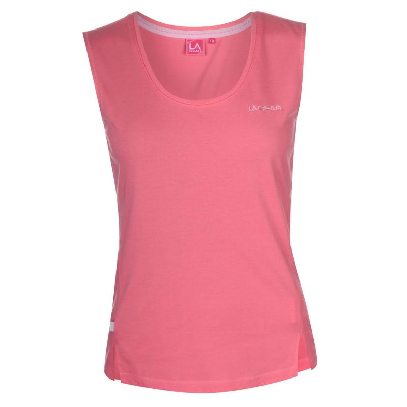 LA Gear Sleeveless Tank Ladies Pink