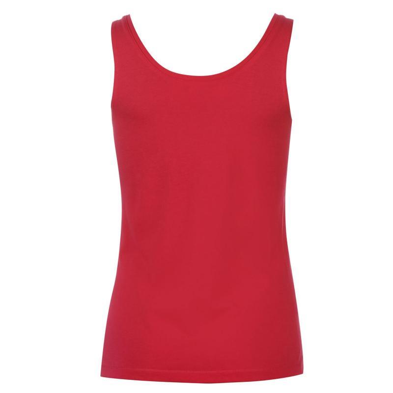 LA Gear Strap Vest Womens White