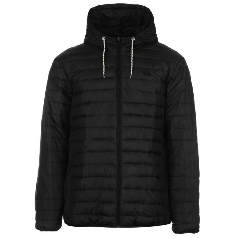 Bunda Quiksilver Scaly Jacket Mens Anthracite, Velikost: M