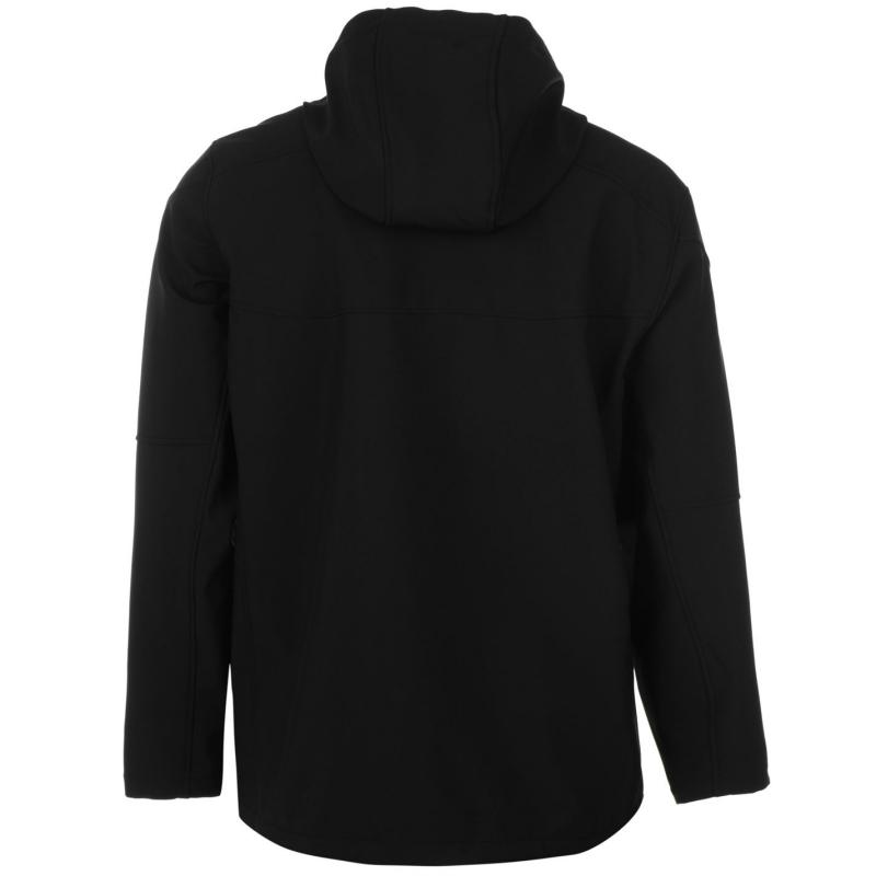 Bunda Spyder Patsch Jacket Mens Black, Velikost: S