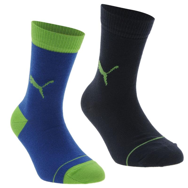 Ponožky Puma Toe Heel Crw JnC99 Grey/Blue