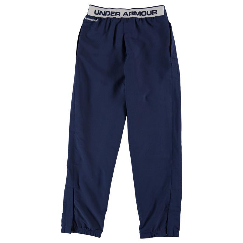 Tepláky Under Armour Powerhouse Woven Track Pants Junior Boys...