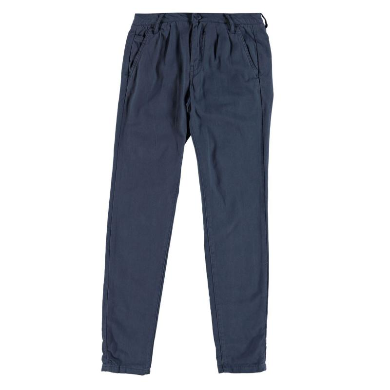 Kalhoty ONeill Chinos Junior Girls Pirate Black