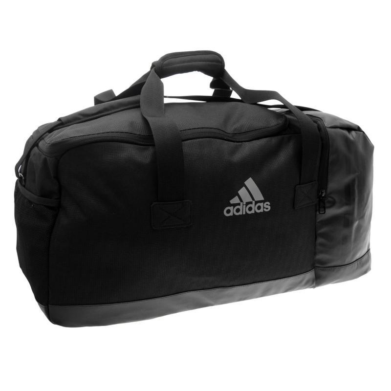 Šaty adidas 3 Stripe Teambag Black