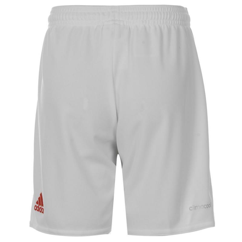 Kraťasy adidas Spain Away Shorts 2016 Junior White