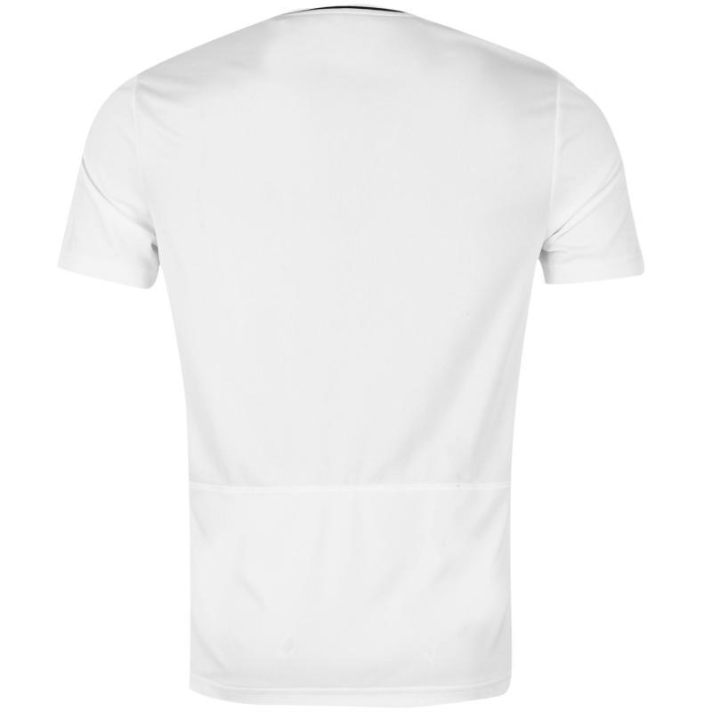 Reebok Workout T Shirt Mens White
