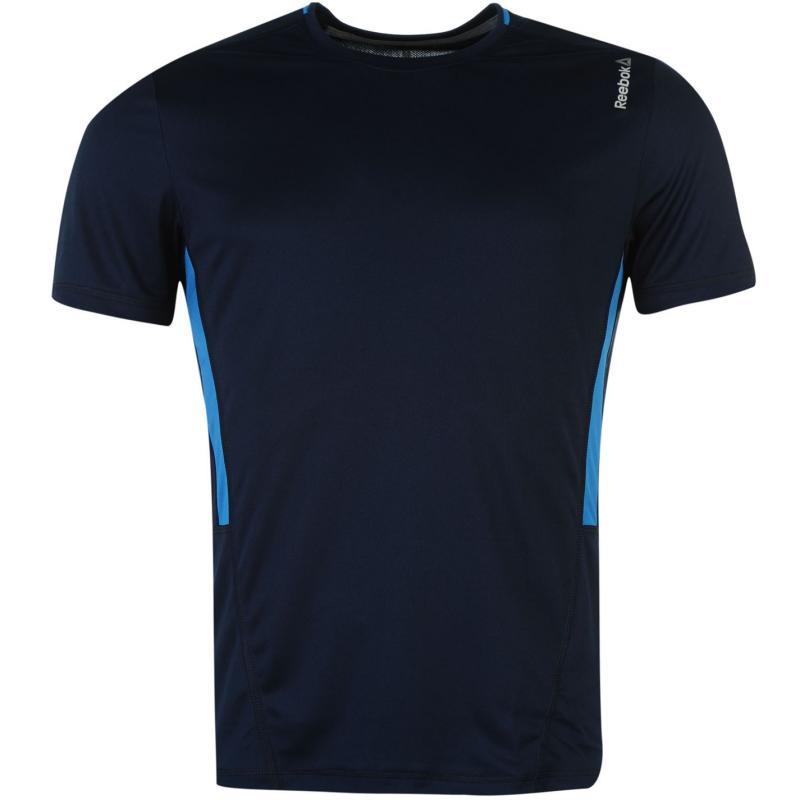 Reebok Workout T Shirt Mens Black