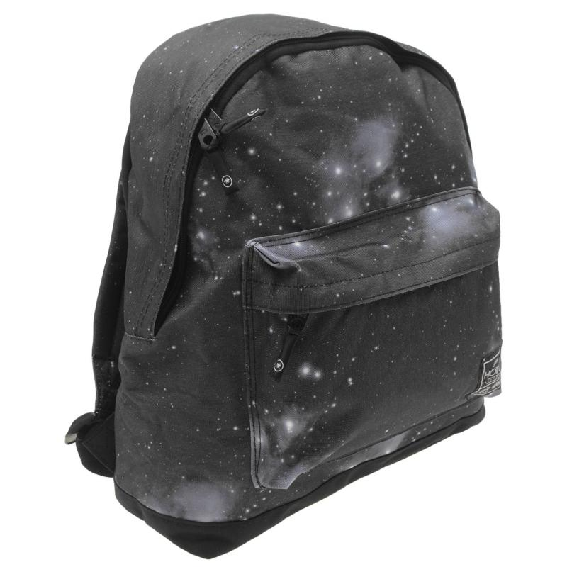 Hot Tuna Galaxy Backpack Black/White