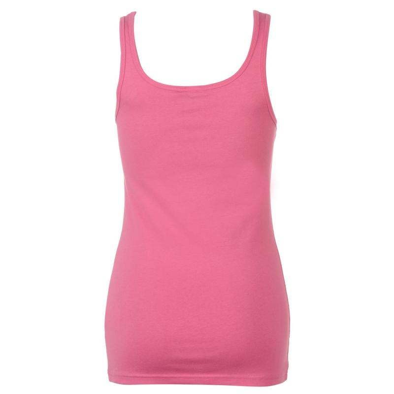 Miso Tank Vest Ld63 Sugar Plum Pink