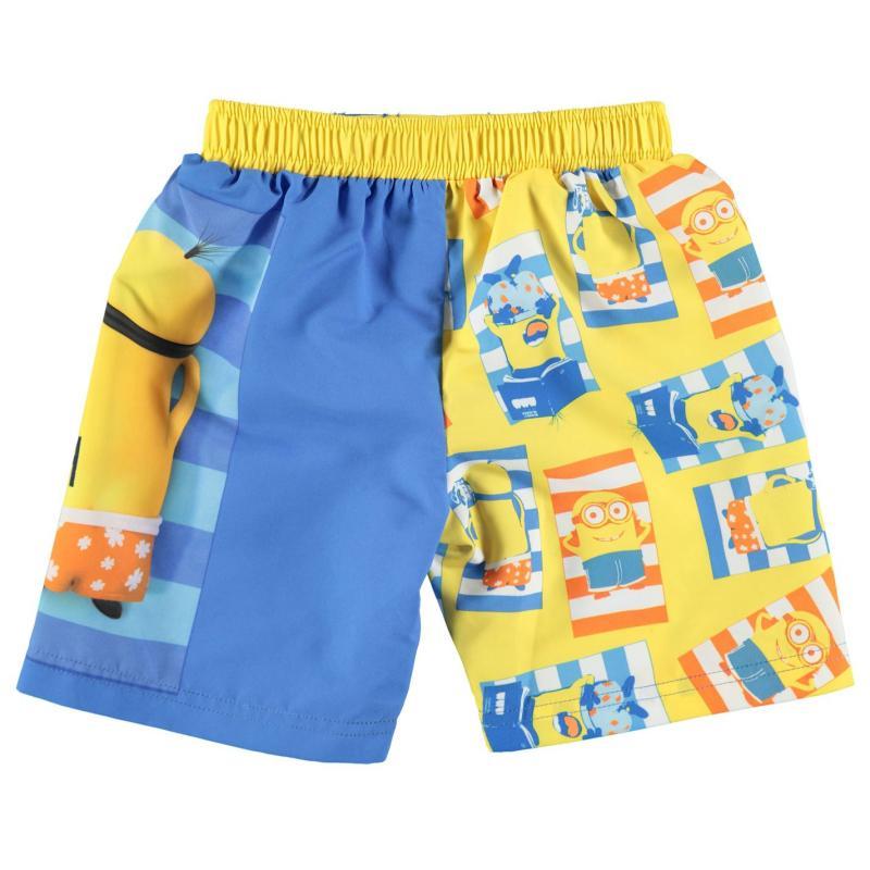 Kraťasy Character Board Shorts Infant Boys Minions