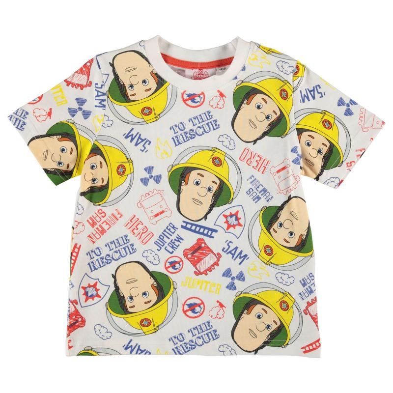Tričko Character Short Sleeve T Shirt Infant Boys Spongebob, Velikost: 4-5 let