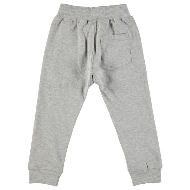 Tepláky Lee Cooper Cooper Cuff Jogging Bottoms Infant Boys Grey...