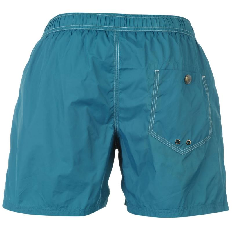 Kraťasy Replay 5 Basic Swim Shorts Mens Blue