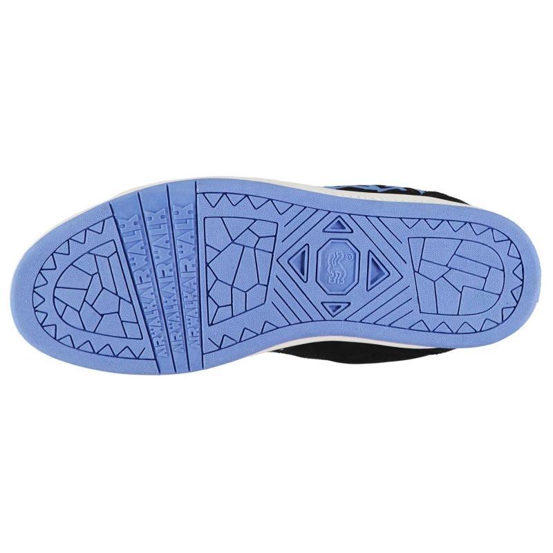 Boty Airwalk Neptune Mens Skate Shoes Charcoal, Velikost: 12 (M)